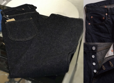 Nigel Cabourn WOMAN 5 POCKET DENIM BOYS
