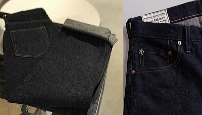 Nigel Cabourn WOMAN 5 POCKET JEAN GIRLS