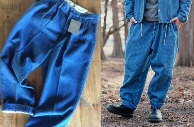 NATAL DESIGN SLACKER PANTS