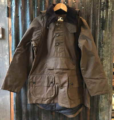 Barbour NEW LONG SHOREMAN