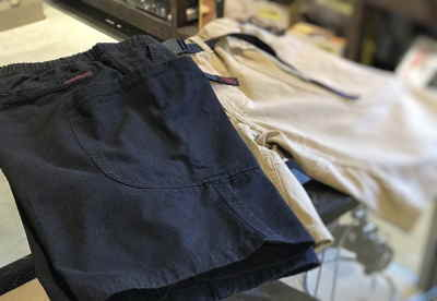 GRAMICCI CAMP SHORTS
