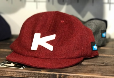 KAVU Base Ball Cap Wool