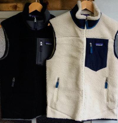 patagonia m s classic retro x vest garret blog garret ギャレット