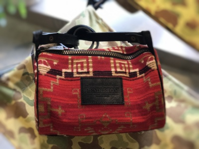 PENDLETON ドップバック WITH LEATHER STRAP GD120 54323