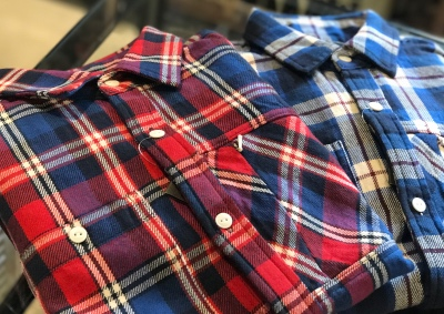 ROKX NEL CHECK WORK SHIRT